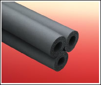 Solar rated closed cell 3/4 inch wall insulation